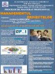 AMCOR vă recomandă Programul de Masterat Profesional Managementul Proiectelor din cadrul ASE