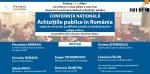 """Conferinţa naţională """"Achiziţiile publice în România – aspecte concrete, probleme uzuale şi soluții practice"""" – Ediția a VII-a, Braşov, 8 noiembrie"""
