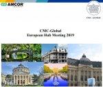 CMC Global - European Hub Meeting, 11-12 aprilie 2019