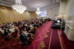 """Comunicat de presă post eveniment: """"Dialoguri Necesare cu Andrei Pleșu și Gabriel Liiceanu"""", 10 martie 2017"""