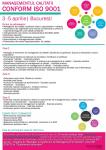 Curs Managementul Calității Conform ISO 9001 autorizat A.N.C